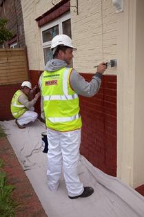 Mears Plc Brighton Amp Hove Council External Maintenance